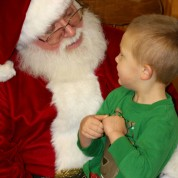 Breakfast with Santa and Victorian Christmas Children's Party
