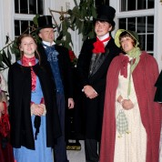 State College Community Theatre Dickens Strolling Characters, Singers, & Musicians