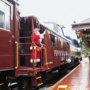 NEW: The Santa Express Returns to Bellefonte